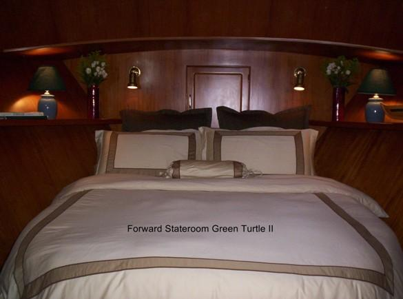 GT2 Forward Stateroom