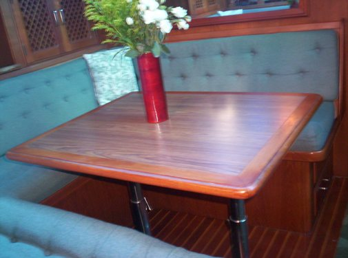 Green Turtle 3 Galley