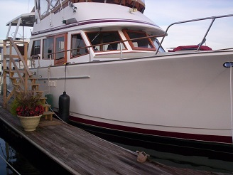 Green Turtle 2 private 45 foot yacht